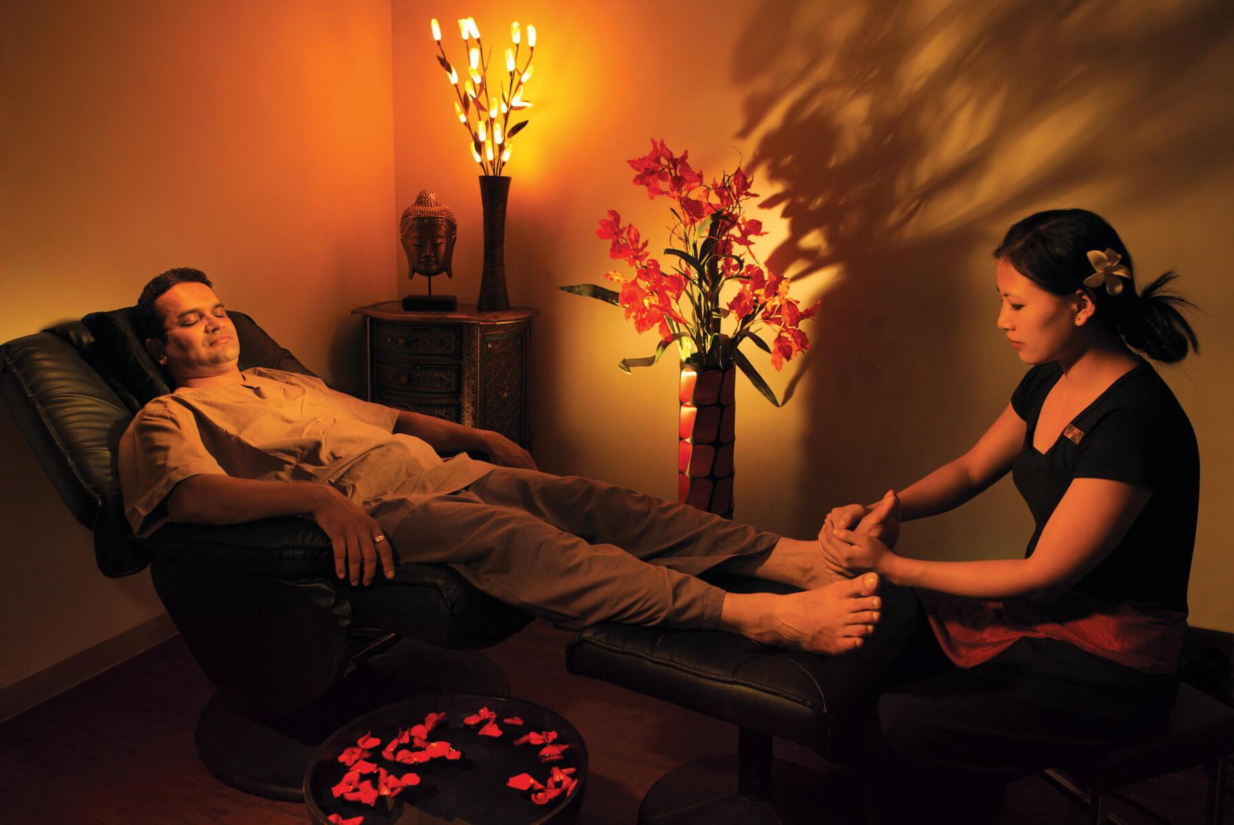 порнуха тайский массаж