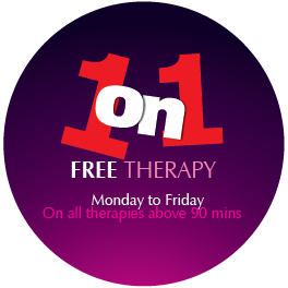 One on One Free Therapy Offer