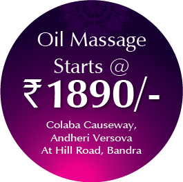 Body Oil Massage starts @ Rs.1890