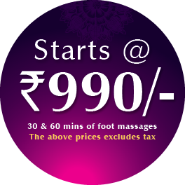 Thai Traditional Foot Massage Starts @ Rs. 990