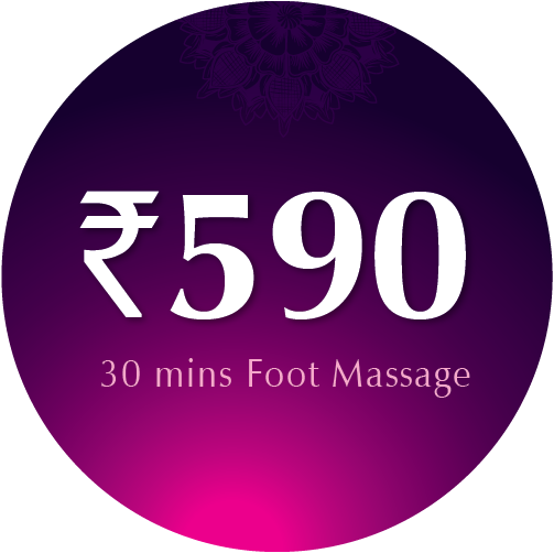 Thai Traditional Foot Massage Starts @ Rs. 590