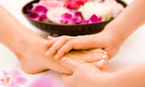 Thai Traditional Foot Massage