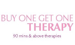 Buy One Get One FREE Therapy