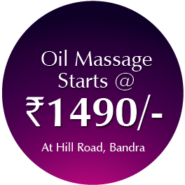 Body Oil Massage starts @ Rs.1490
