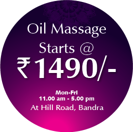 Body Oil Massage starts @ Rs.1490