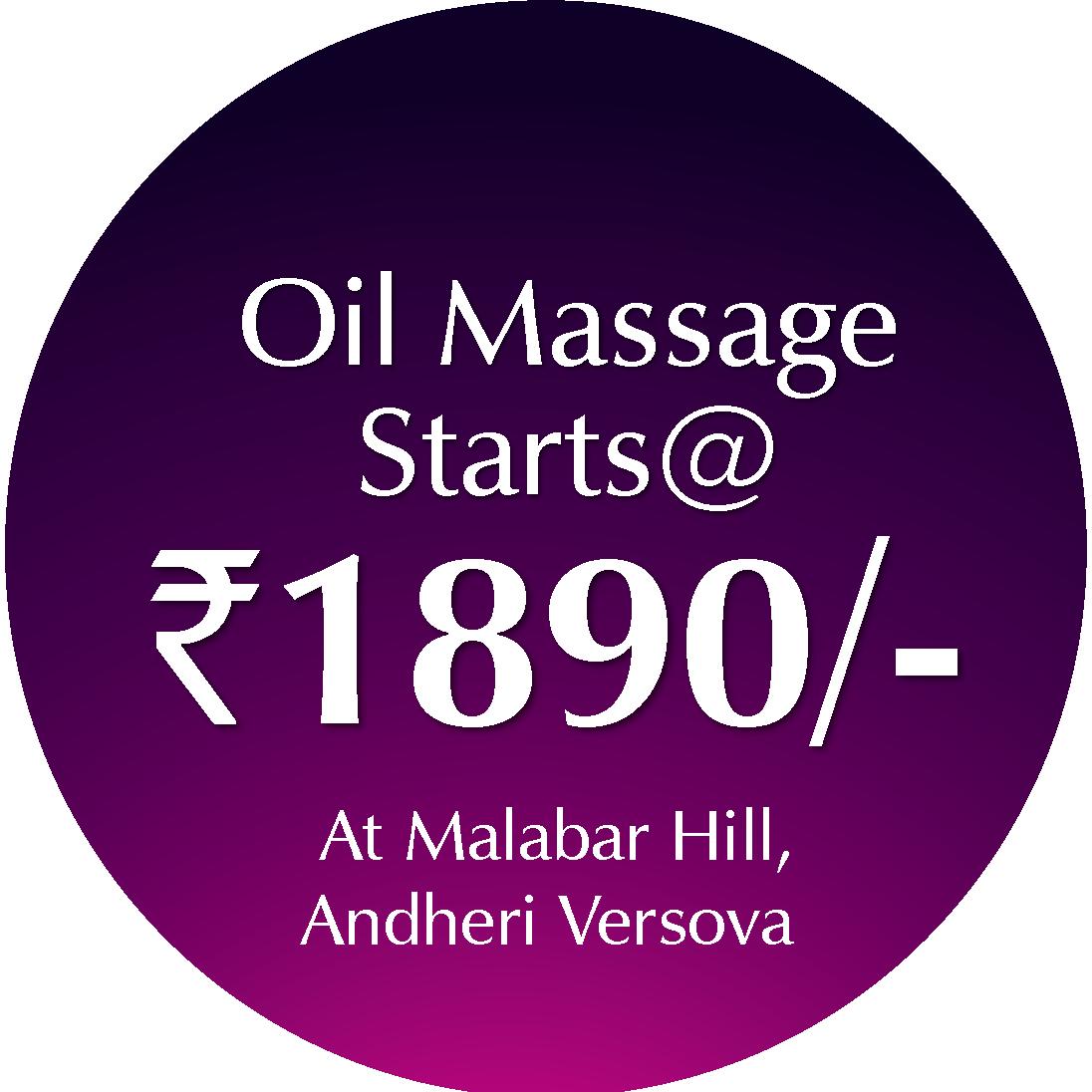 Oil Massage @ 1890