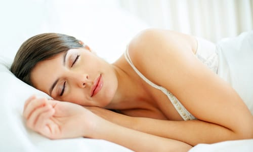 Helps promote better sleep