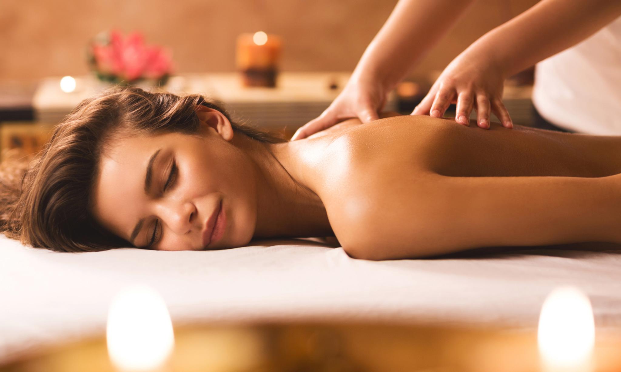 Full body massage in riyadh